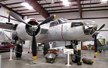 B-26-invader - Planes of  Fame Air Museum