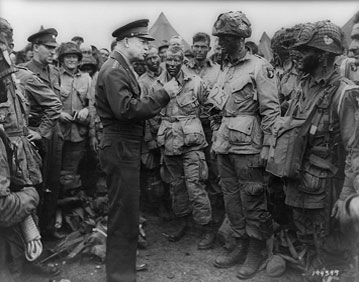 Eisenhower and the 101st Airborne