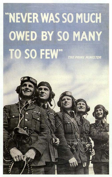 Poster: Battle of Britain