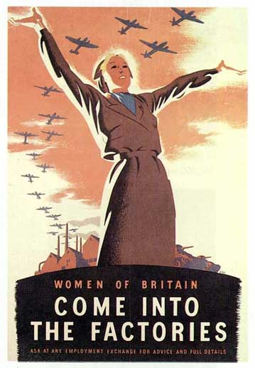Poster: Come into the factories